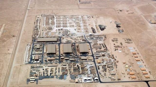 la proxima guerra base aerea militar estados unidos qatar al-Udeid