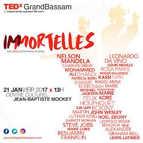 #TedXGrandbassam