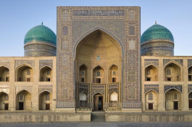 Masuknya Islam di Bukhara