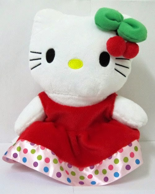 Download gambar boneka hello kitty