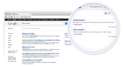 G-mail Google drive Google calendar