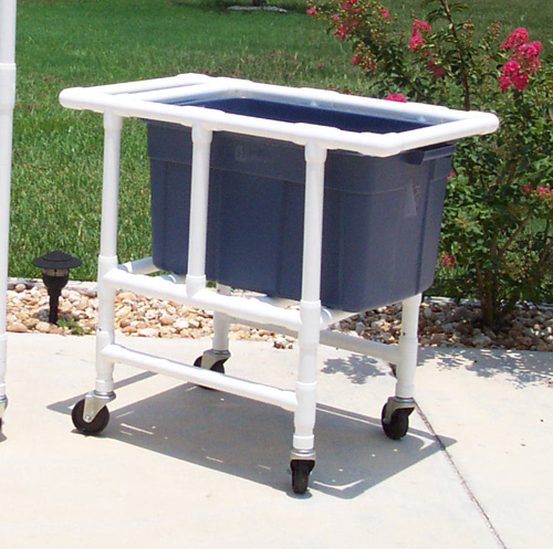 Build a Fish Cleaning Table