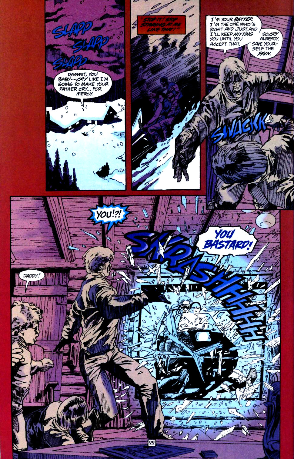 Deathstroke (1991) Annual 4 #4 - English 23