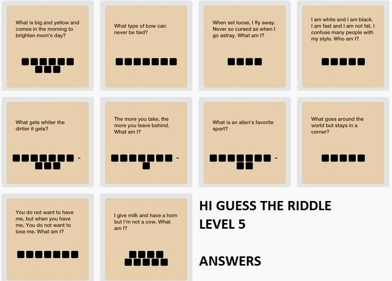 answers walkthrough for all games levels 1 2 3 4 5 6 7 8 9 10 11 12 13 14 15 16 17 hi guess the. Black Bedroom Furniture Sets. Home Design Ideas