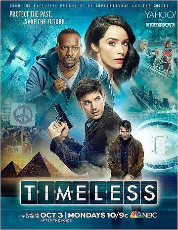 Timeless Saison 1 VOSTFR