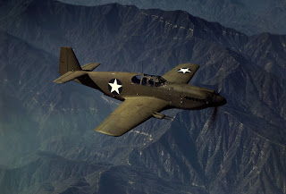 P-51 Mustang, 1942