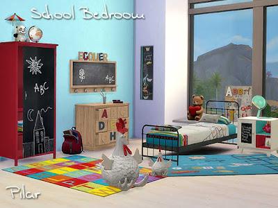 15-06-2015  School Bedroom