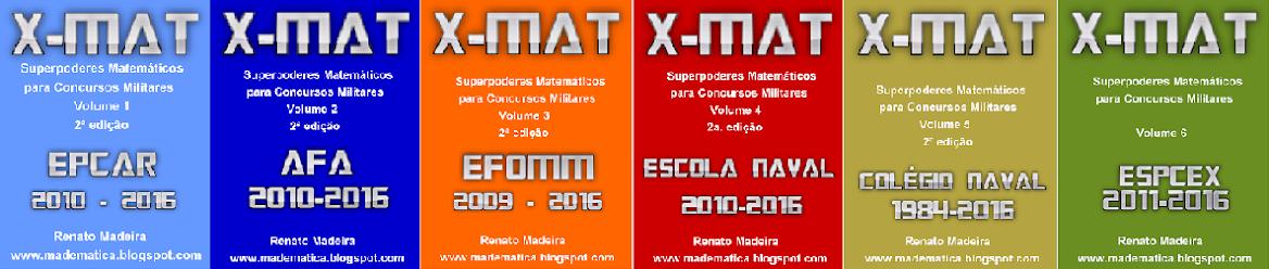 X-MAT Livros eletrônicos gratuitos!