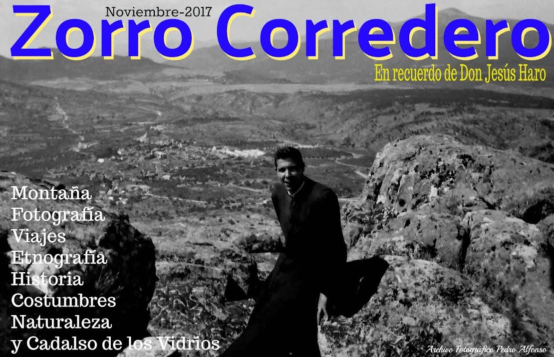 Zorro Corredero de Cadalso de los Vidrios