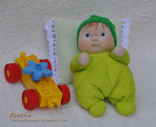 DOLL PATTERN SCULPTURED SOFT | Free Patterns