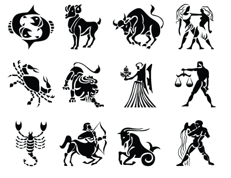 Zodiac signs in the bedroom