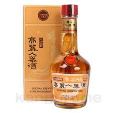 Rượu Nhân Sâm Hàn Quốc - Nhà sản xuất Lotte