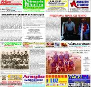 Por JUCAPAPODEBOLA Sua Folha Semanal de Esportes .