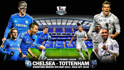  Team News - Chelsea vs Spurs