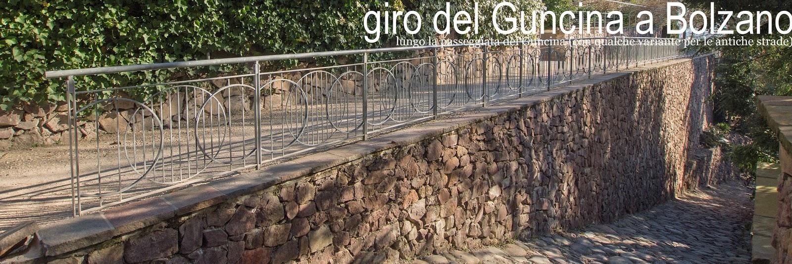 Passeggiata del Guncina