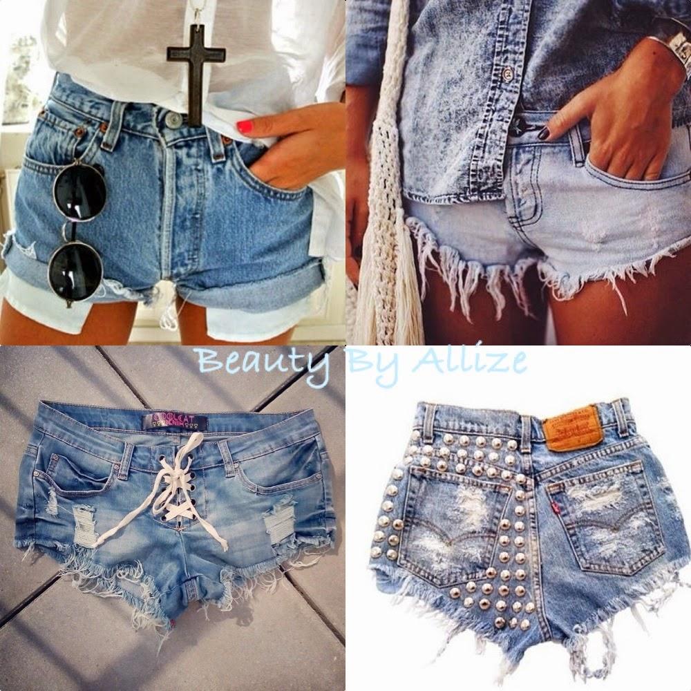 Джинс, джинсовая одежда  beautybyallize