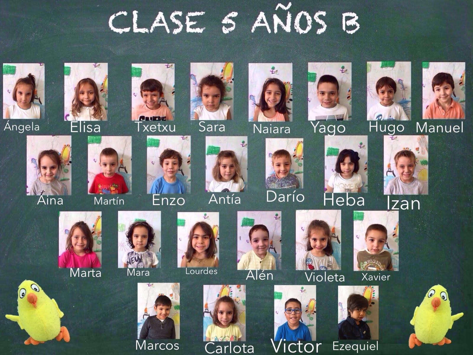 A nosa clase!!