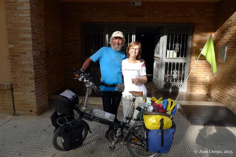 Grandes rutas murcia marruecos 2015 30 etapa y ltima el de la dahon - Casa rosa murcia ...