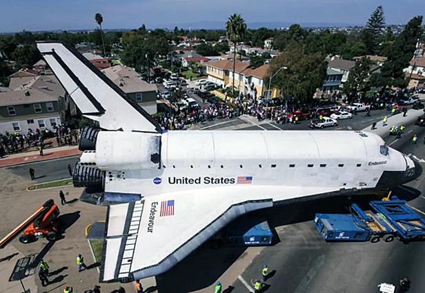 Pesawat Ulang Alik Endeavour