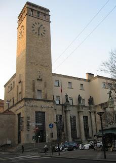 Bergamo fascist architecture