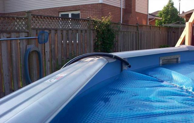 Como fazer um aquecedor solar para piscina instituto ecoa o for Pintado de piscinas