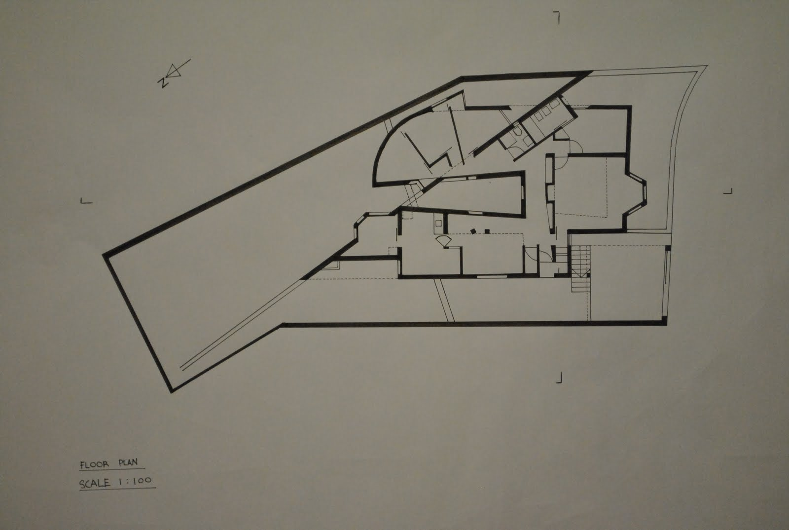 Arch1201 Studio 3 Drawings Of Casa Antonio Carlos Siza House