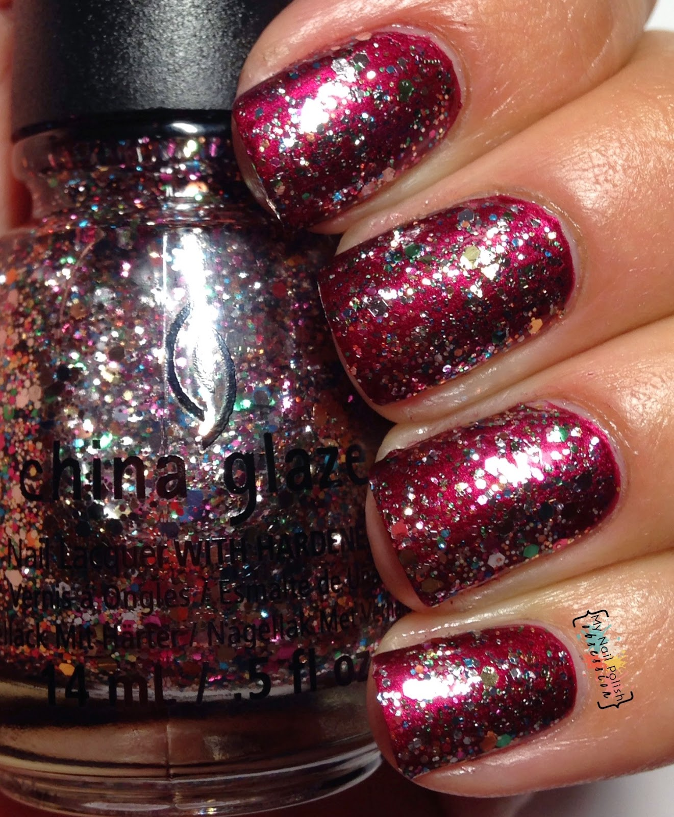 China Glaze Dancing & Prancing