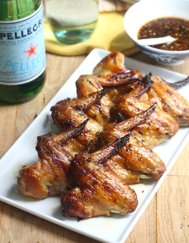 Spicy Sichuan Chicken Wings recipe by SeasonWithSpice.com