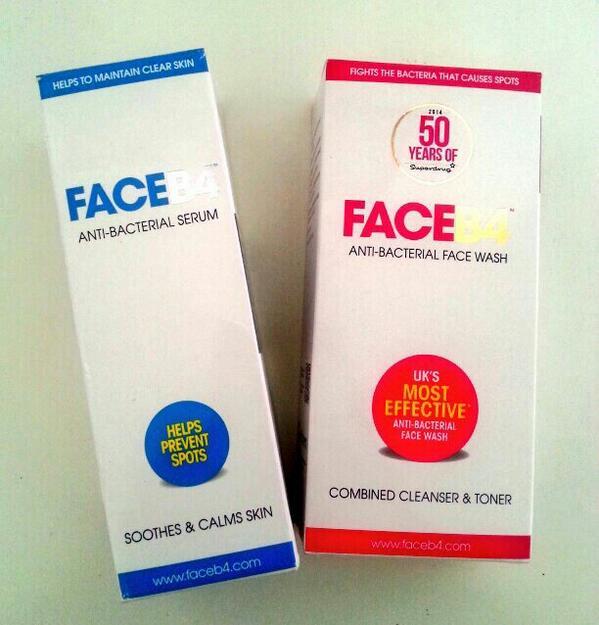 face b4 trial