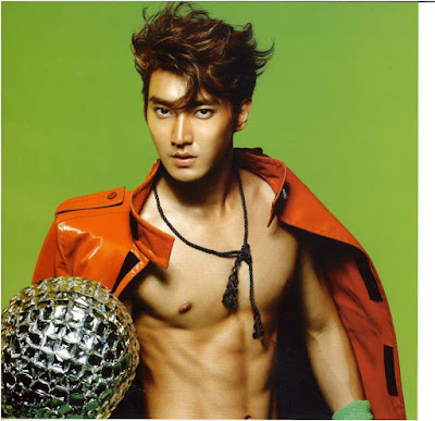 Choi Siwon Mr. Simple Mr. simple.