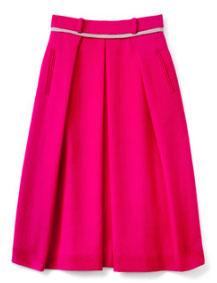 A - Line Skirt
