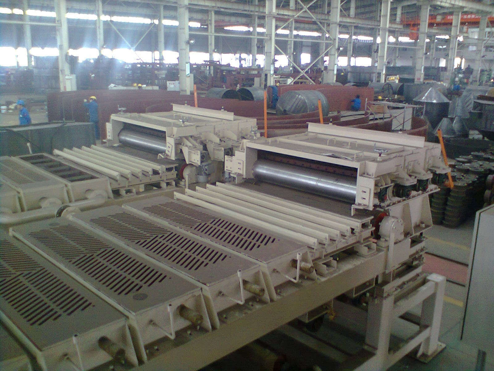 Cement Plant Flow : How to making fiber cement on hatschek machine and flow
