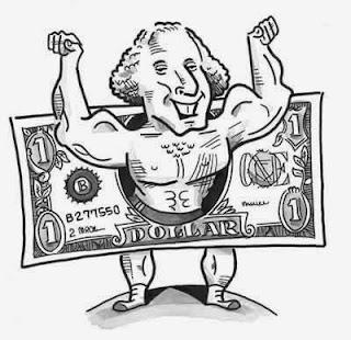 Dollar Menguat