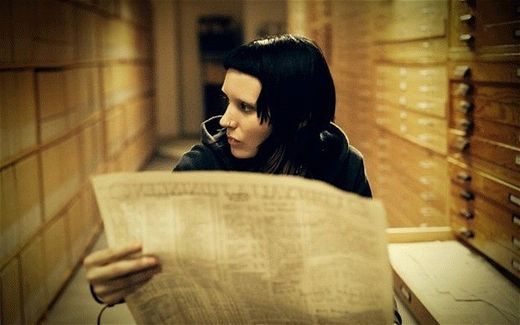 10 Film Hollywood Paling Banyak Dibajak Sepanjang Tahun 2012: The Girl with Dragon Tattoo