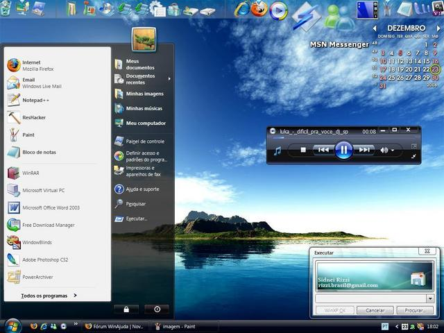 zune for windows xp sp2