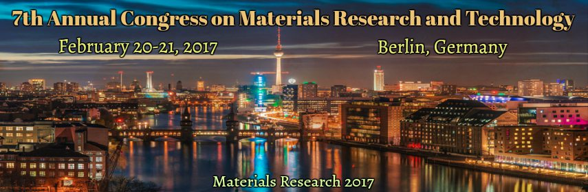7th Annual Congress on Materials Research and Technology