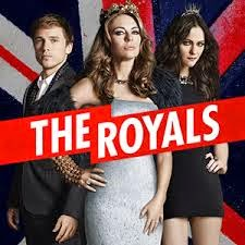 William Moseley The Royals Alexandra Park  Elizabeth Hurley