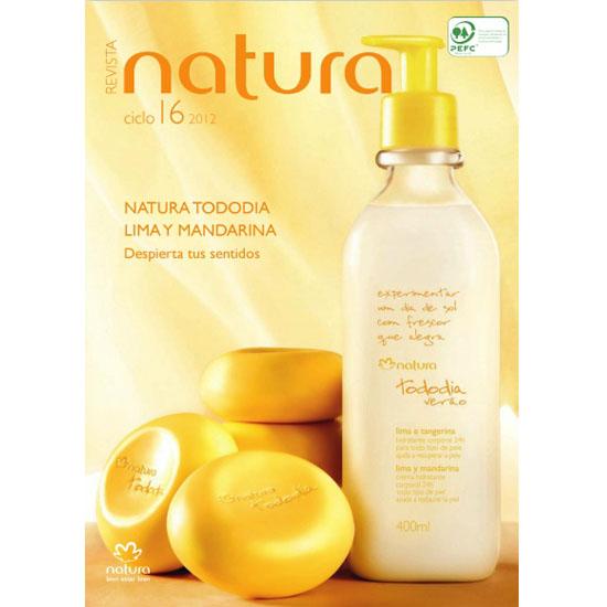 Natura 2012 ciclo 16 catalogo diciembre lo vi y lo - Natura home catalogo ...