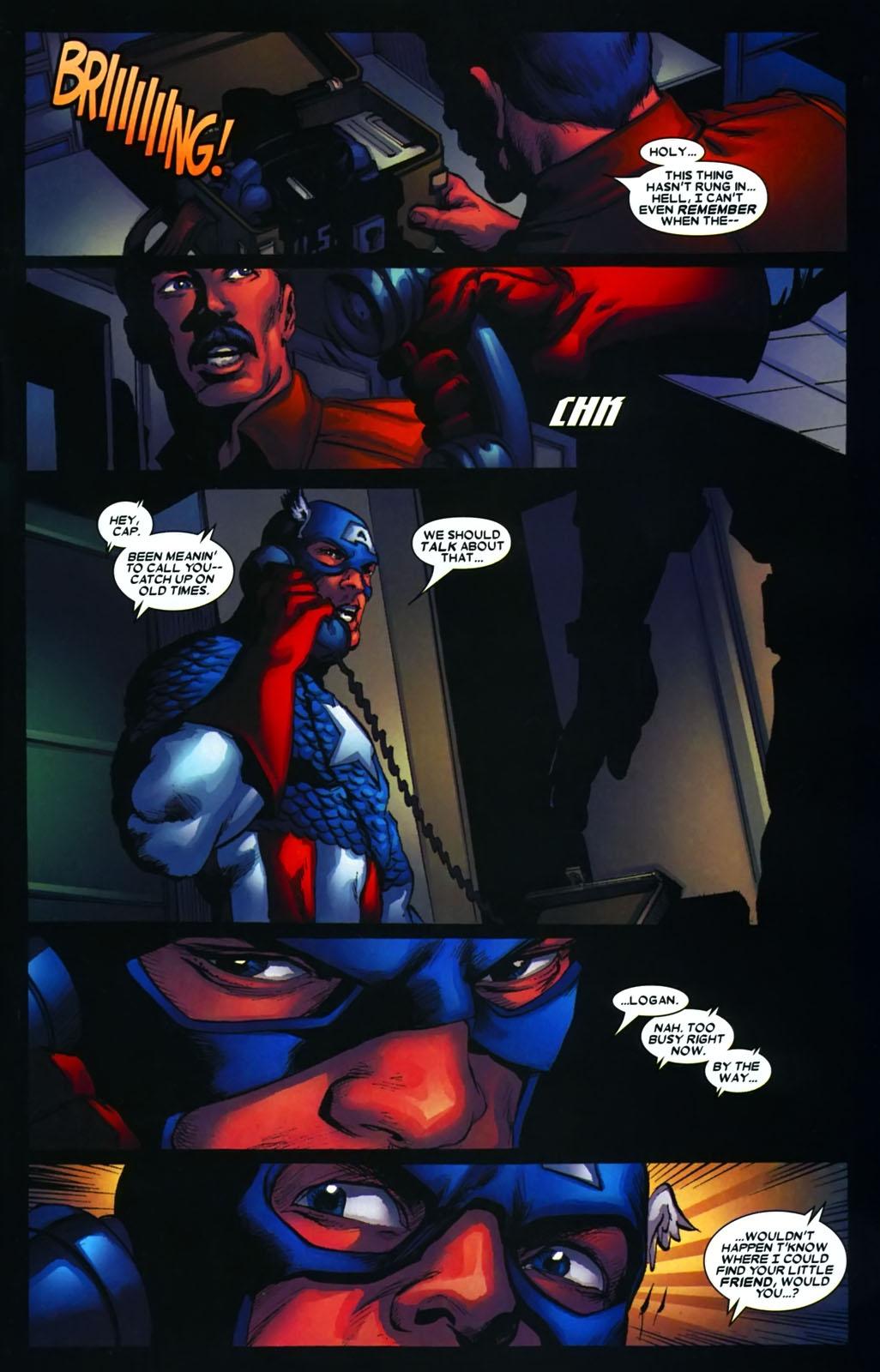 Read online Wolverine (2003) comic -  Issue #38 - 22