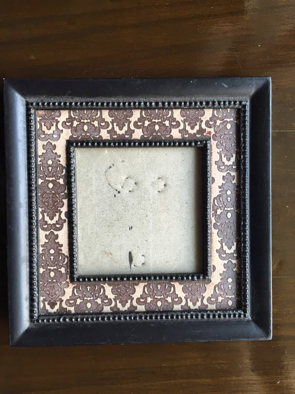 Art some craft: How to Turn a Frame into a Shadow Box