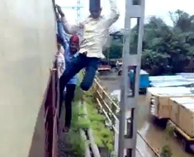 Malucos no trem