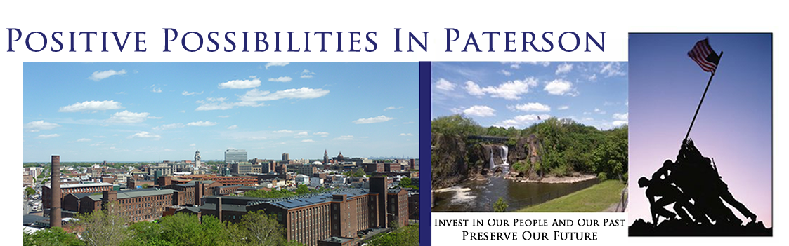 Positive Possibilities in Paterson