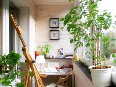 Decora o para apartamentos pequenos para sempre cinderela - Decoracion aticos pequenos ...
