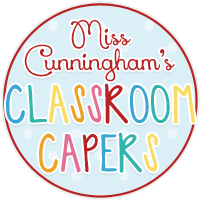 Miss Cunningham's Classroom Capers
