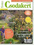 Csodakert magazin 2016. október