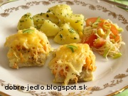 Treska so zelerom - recept