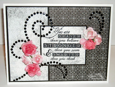 Stamps - Artistic Outpost Typography, Flourish and Flowers Zva Creative