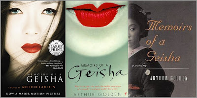 Die Geisha Arthur Golden Rezension