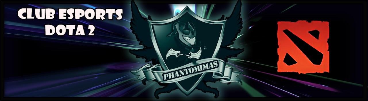 Los Phantomimas Equipo Dota 2