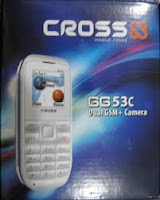 CROSS GG53C
